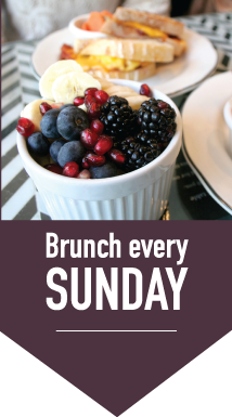 Rome Sunday brunch